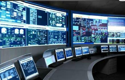 fornax software scada kontrol odası